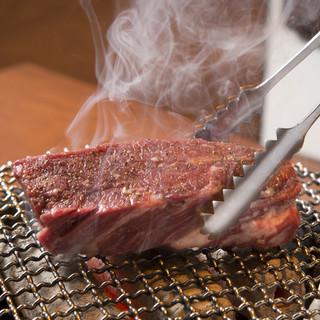 お好きなお肉を豪快に『塊』で!!