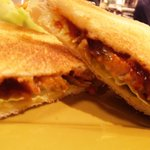 7523715 - 本日のサンドイッチ(照り焼きチキン)