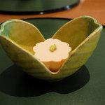 7523805 - 桜ごま豆腐