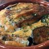 Bistro D' - 料理写真:鮮魚と秋茄子の濃厚アメリケーヌスフレ