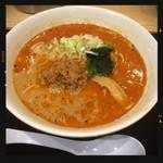 舎鈴 - 担々麺 590円