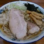 らー麺 たまや零式 - マナサンラーメン