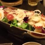囲炉裏焼肉 鬼29 - シーザーサラダ