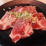 焼肉や漫遊亭 - イベリコ豚肩ロース