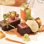 北野クラブ ソラ - ☆特選牛フィレ肉のソテー