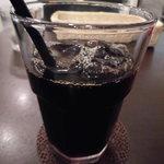 フェリーチェ - アイスコーヒー