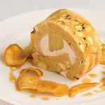 ランドアンドイアーズ - 薩摩芋と黒糖のロールケーキ(~11月10日)