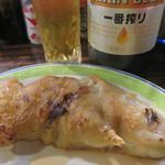 焼鳥 弁慶 - 豚足。