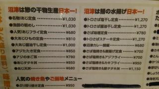たんぱく大国 - 沼津は日本一!