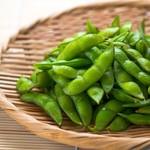 麻布租界 - 味付け枝豆 岩塩・オリーブガーリック・塩胡椒