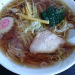 太洋軒 - ラーメン ¥400