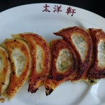 太洋軒 - 餃子 ¥300