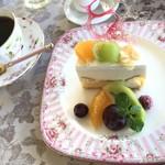 さんぽ道 - 贅沢チーズケーキ