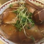 Hirakutei - チャーシュー麺