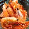 角上魚類 - 料理写真:甘えび唐揚げ