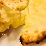 インドキッチン - チーズたっぷり