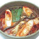 くだら家 - タルゲジャンスープ(味の加減辛口~普通迄加減出来ます