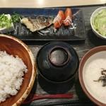 麦とろガーデン - 料理写真: