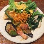 遊猿 - ランチのお惣菜ビュッフェ