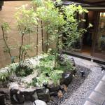 Misen - お庭