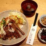 75241281 - 20171023牛ステーキ丼