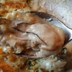 75242344 - 牡蠣のアップ