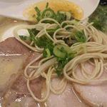 博多 一風堂 - 麺