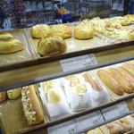 リトルマーメイド - バジルチーズブレッド
