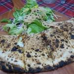 キッチン ビオ バンビーナ - グラタンピッツァ
