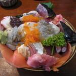 75244007 - 海鮮丼(上1,500円)