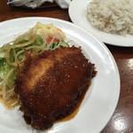 洋食屋 New 狸 - 料理写真: