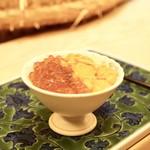 さえ喜 - ☆北海道の雲丹とイクラの醤油漬け丼