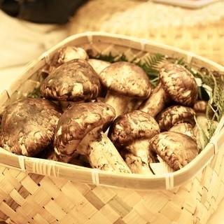 さえ喜 - 料理写真:☆長野県産 松茸