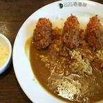 カレーハウス CoCo壱番屋 - コロモさくさく♪カキフライカレー