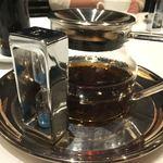 レストラン・フォレスト - 食後の紅茶