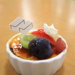 パティスリー ミミ - 料理写真:クレーム・ブリュレ