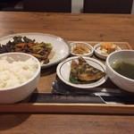 KOREAN KITCHEN ペゴパ - プルコギ定食