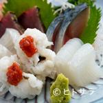 竹膳 - 天然の鮮魚にこだわった『旬魚のお造りの盛り合わせ』