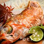 竹膳 - 素材の味を最も引き立てる調理法で仕上げた『おすすめの焼き魚』