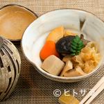 竹膳 - 食材の味を丁寧に引き出す、ぶれない味が自慢の『筑前煮』