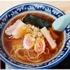 そば処 やまぐち - 料理写真:中華そば 650円 意外と豚骨香る醤油ラーメンでした。
