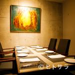 ピアット ディ テアトロ ヒビ - 特別な日に華を添えてくれる、限定一部屋の個室