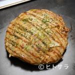 釜谷製麺 - 秘伝のスパイスが隠し味に!『かす玉モダン焼きそば』