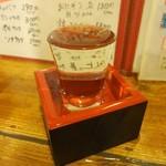 75252840 - 浦霞本醸造 ※ダブルもっきり溢れ