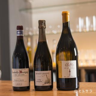 ぶとうの味わいが感じられるコンディションの良い健全なワイン