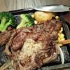ステーキハウス ビッグベア - 料理写真:リブロースステーキ200g
