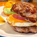 Burgers Cafe I-FIVE  - 低糖質バーガー