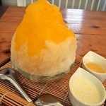 菓子・茶房 チェカ - パイナップルヨーグルト