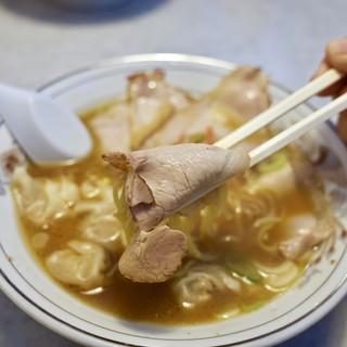中華そば 一力 - 料理写真: