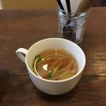 クク - 具沢山スープ付き